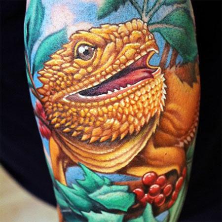 Reptil simbolismo