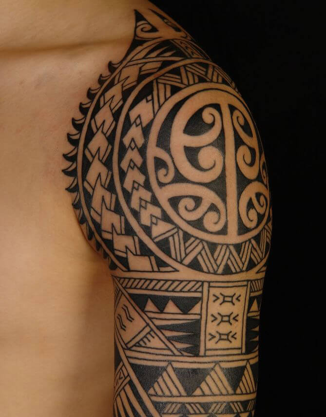 significado de tatuajes en el hombro