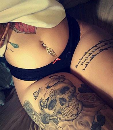 significado de tatuajes segun su ubicacion