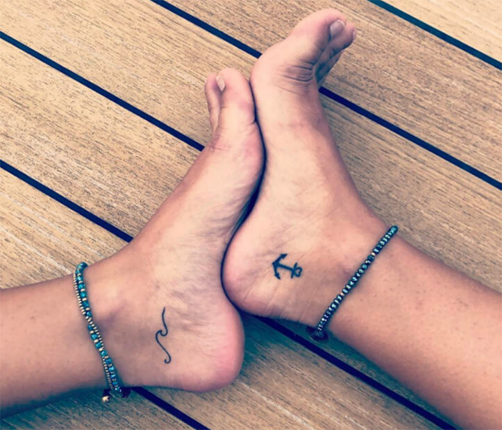 Significado de Tatuajes en los Pies