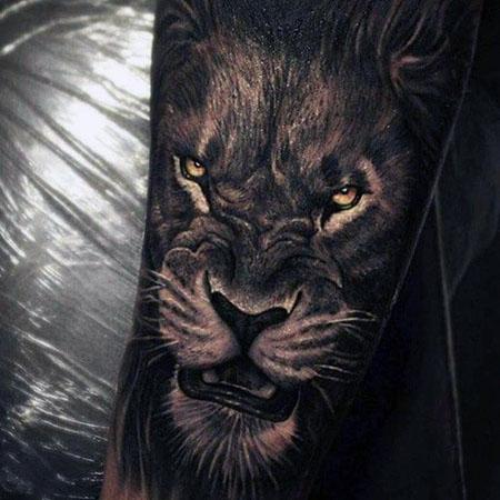 tatuajes de animales terrestres
