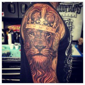 Tatuaje de Leon Significado
