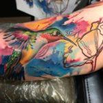 Tatuajes de Colibries