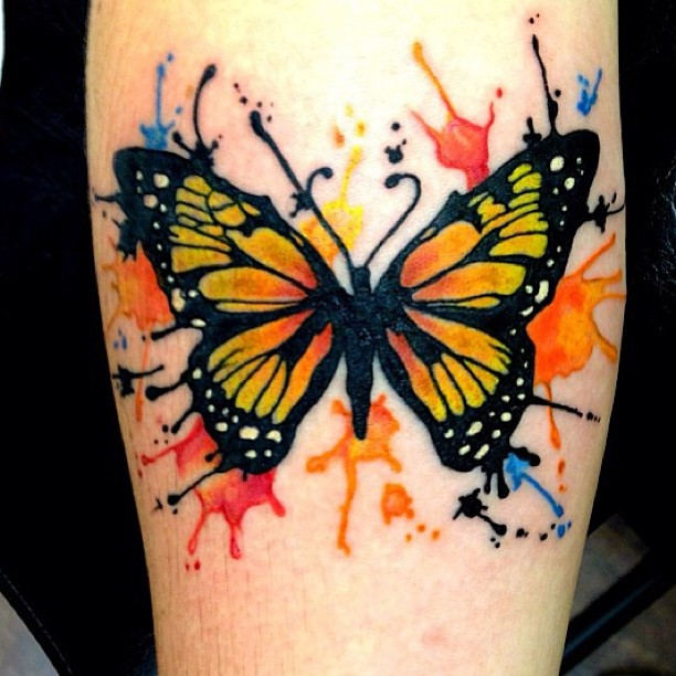 tatuajes de mariposas significados