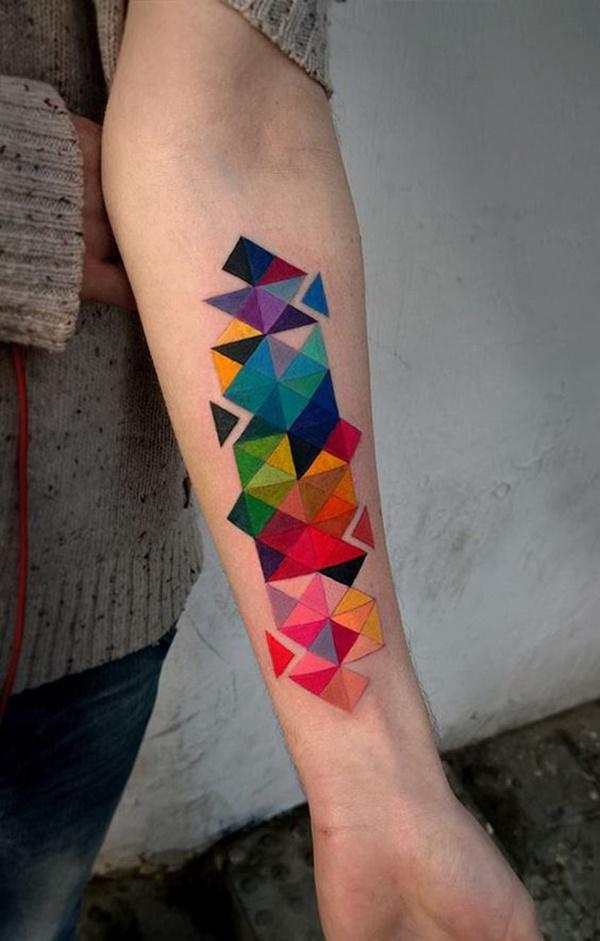 diseños de tatuajes en 3d a color