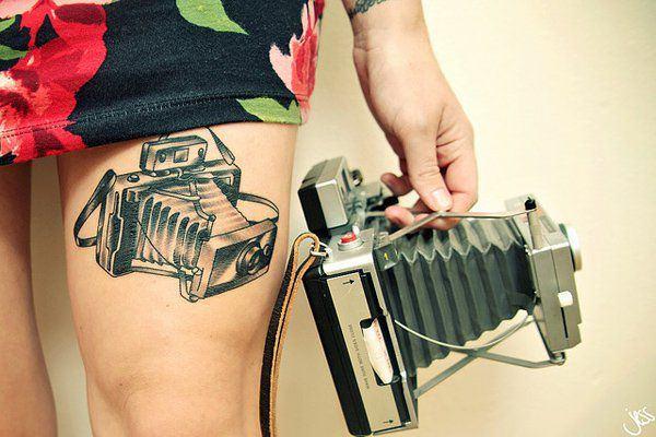 diseños de tatuajes en las piernas