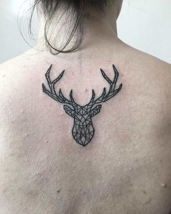imagenes de tatuajes de ciervos