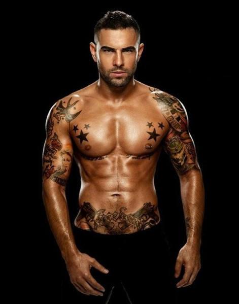 imagenes de tatuajes para el hombro hombres