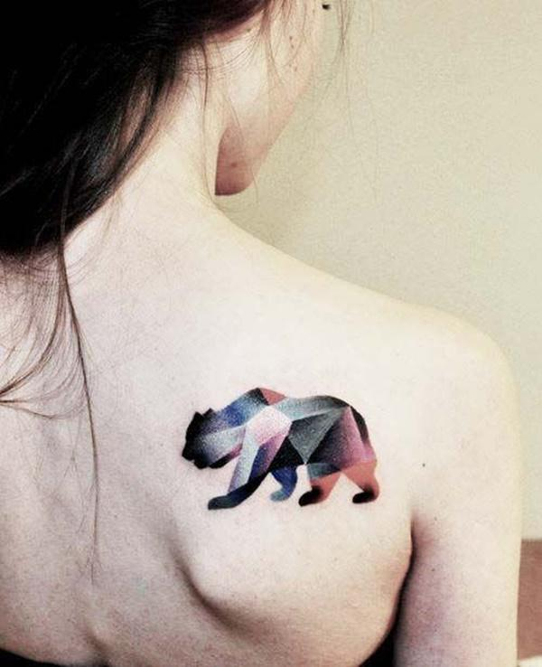 mejores tatuajes geometricos para mujer