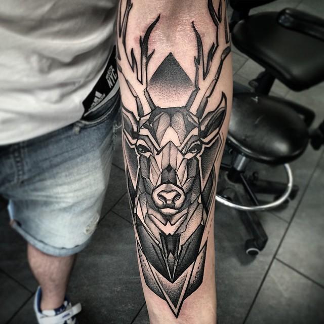 que significan los tatuajes de ciervos