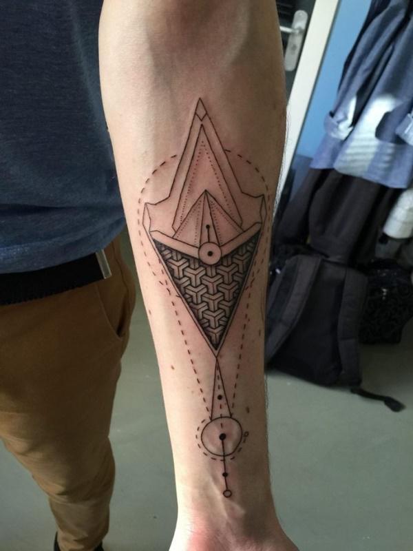 que significan los tatuajes de formas