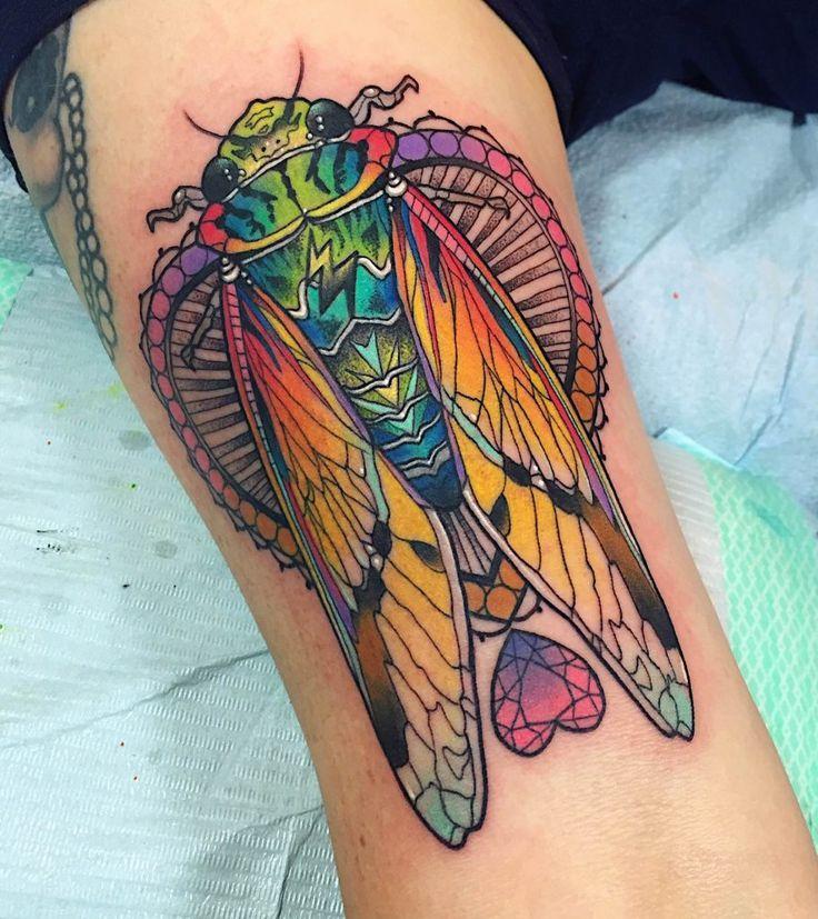 tatuajes de insectos