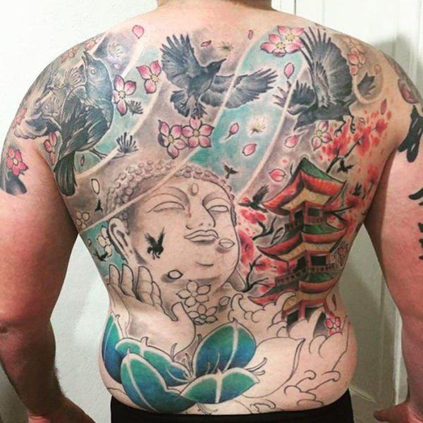 arte japones en la piel