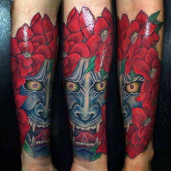 99 Tatuajes Japoneses Hombres Y Mujeres Significados 2018