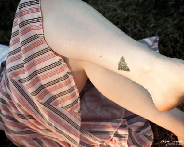 tatoos pequeños para el tobillo