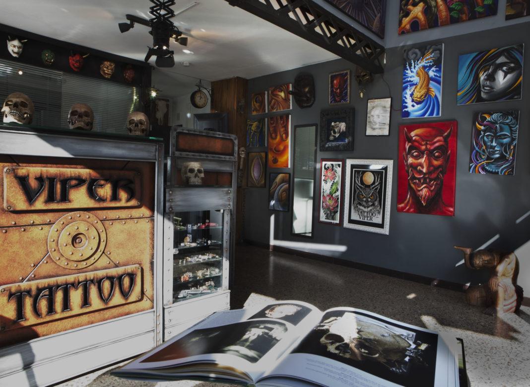 Mejores Estudios De Tatuajes En Madrid 2019