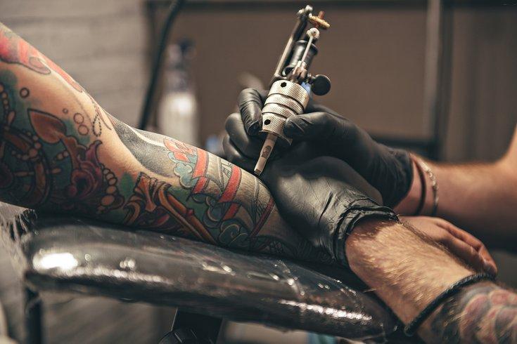 maquina de tatuar rotativa
