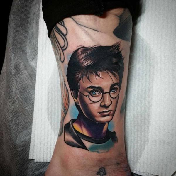 mejores tatuajes de harry poter