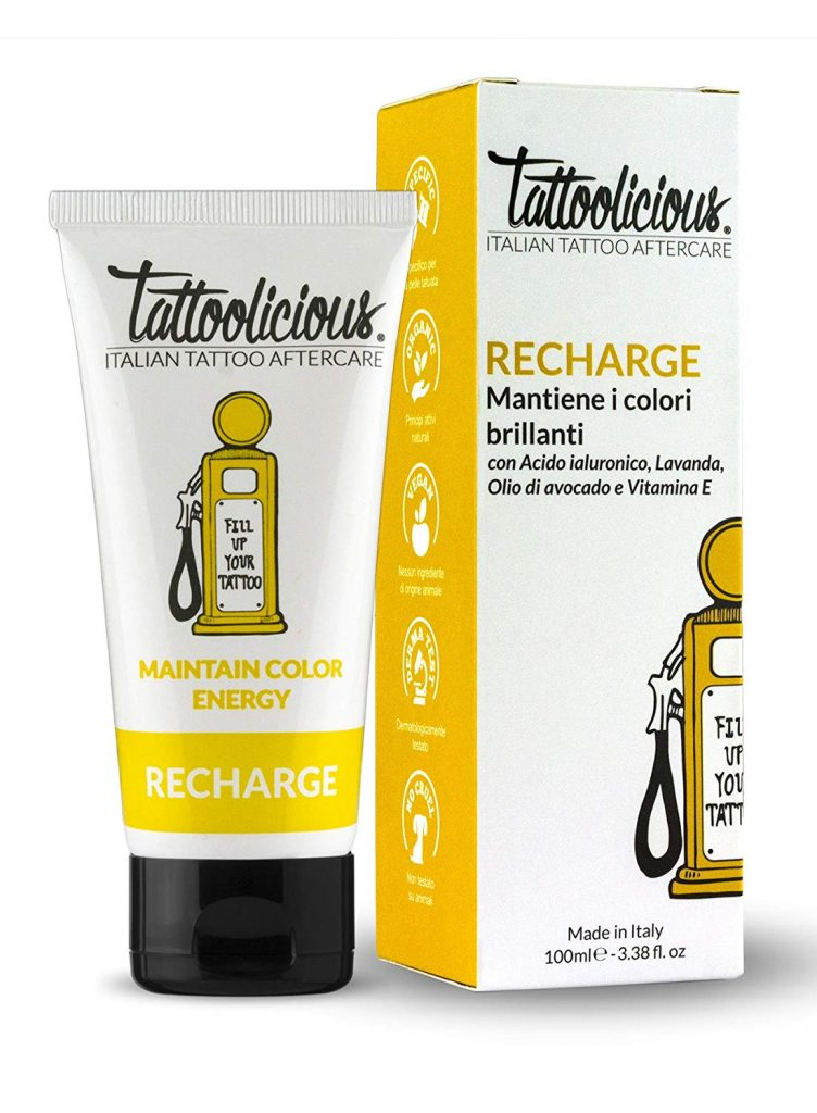 tattoolicious recharge