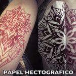 Papel Hectografico para Tatuajes