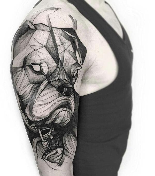 boxer geometrico