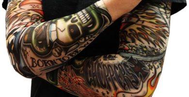 comprar tatuajes temporales (halloween)