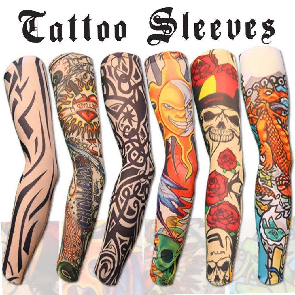 mangas tatuajes para adultos