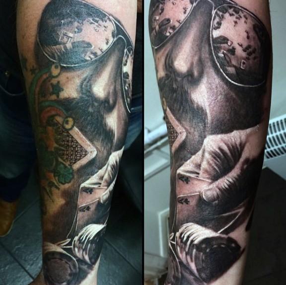 tattoo apostador