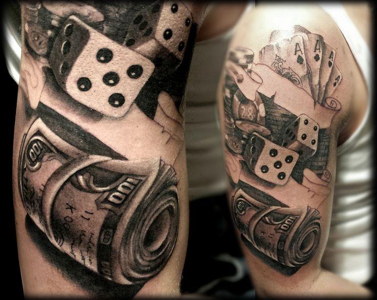 tatuaje para apostadores