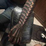 apoyabrazos para tatuar