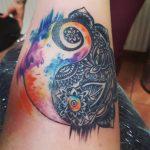 que significa el tatuaje de yin yang