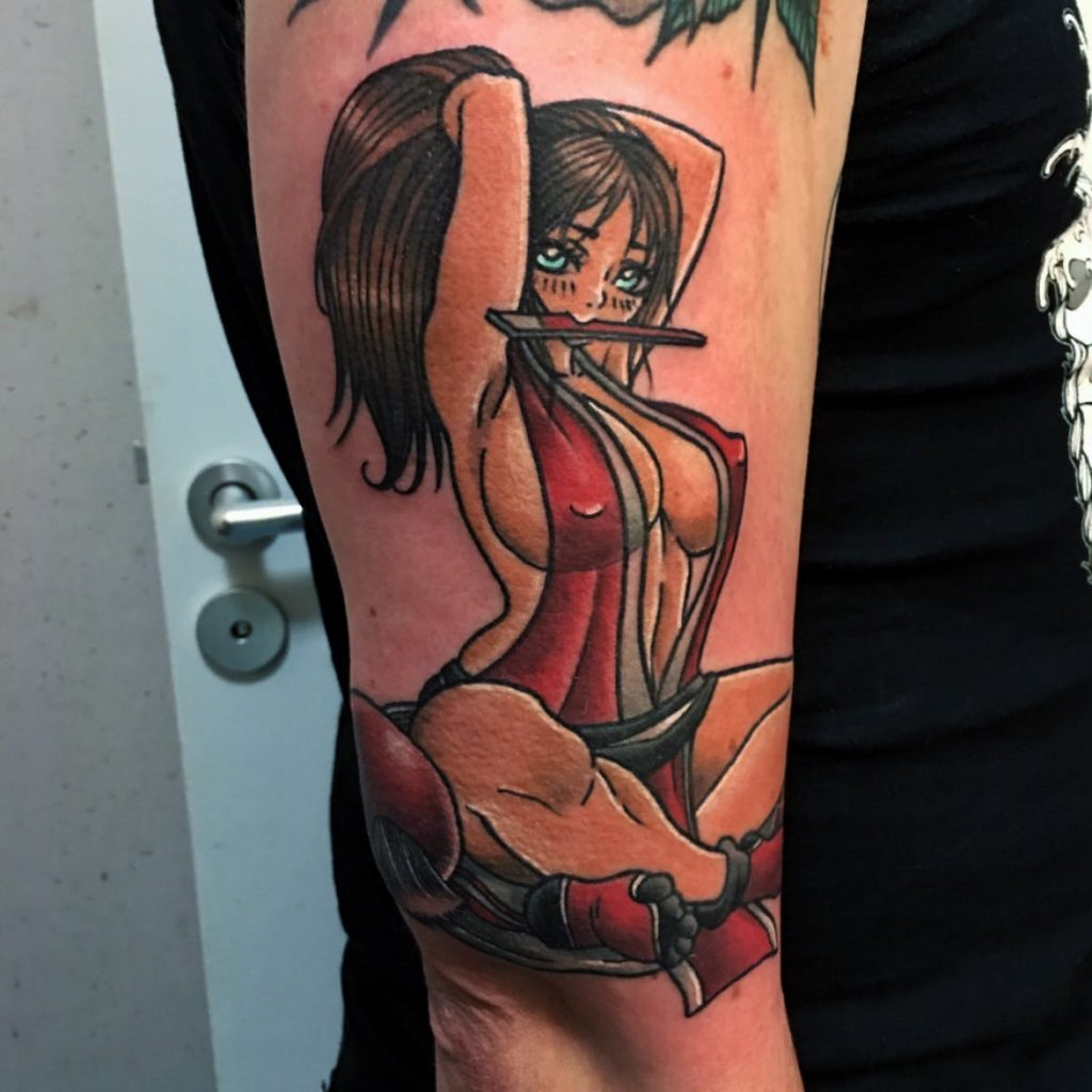 tatuajes de kof
