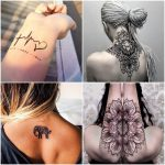 Tatuajes de Mujer