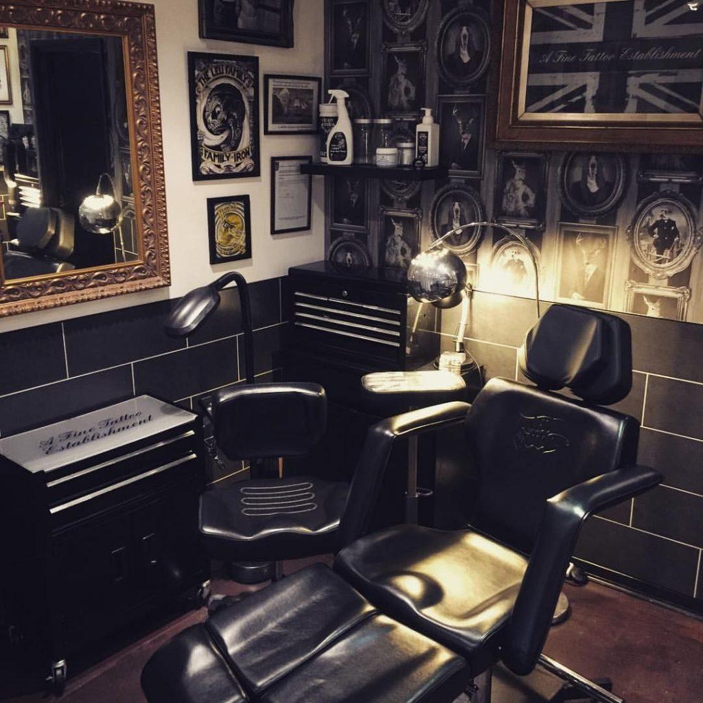 mejores silla de tatuar