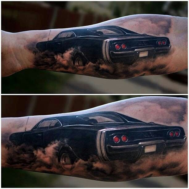 tattoo de dodge