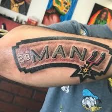 20 manu ginobili tattoo