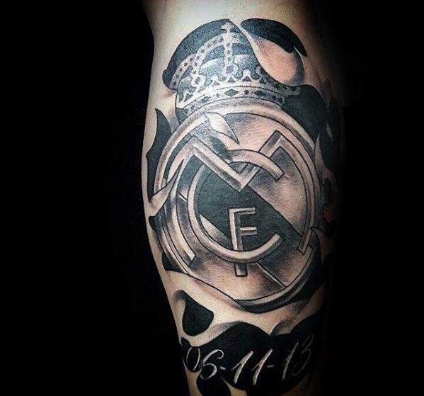 mejor tatuaje del real madrid