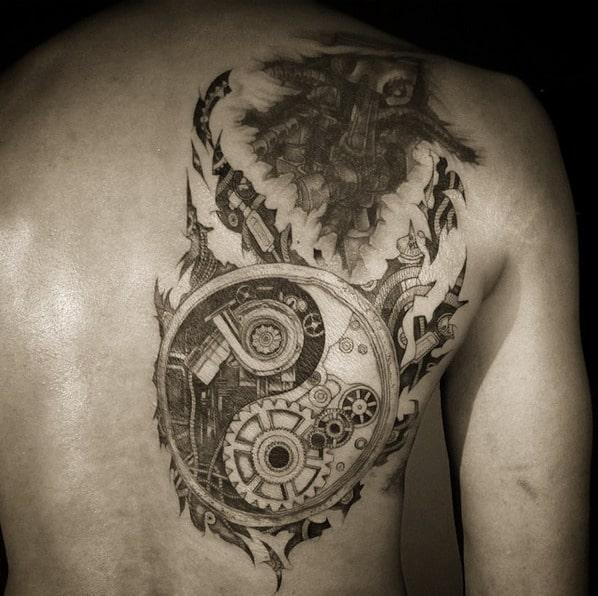 tatuaje de tim duncan