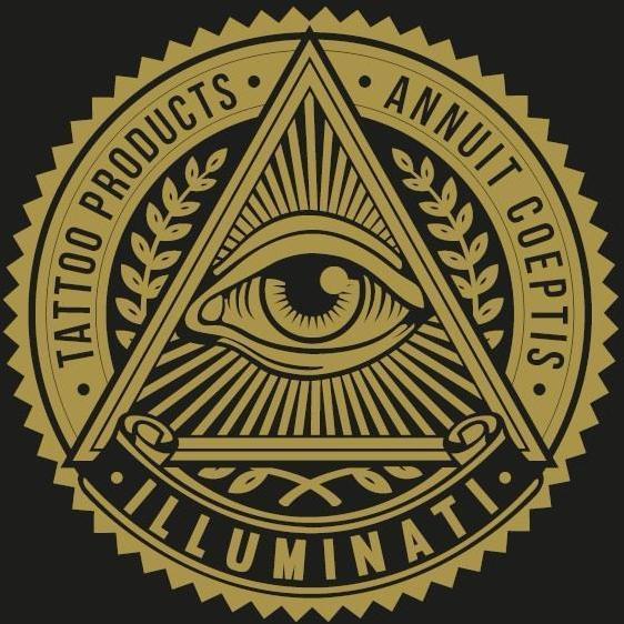 diseño plantilla tatuaje el ojo que todo lo ve de dios