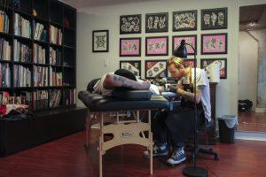 mejores lamparas para tatuar