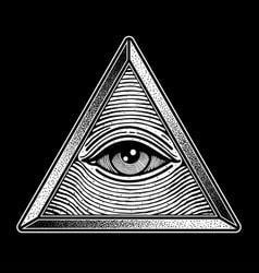 plantilla tatuaje illuminati para imprimir