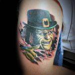 tatuaje de duende realista con significado