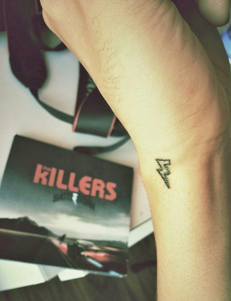 significado del tatuaje de rayo
