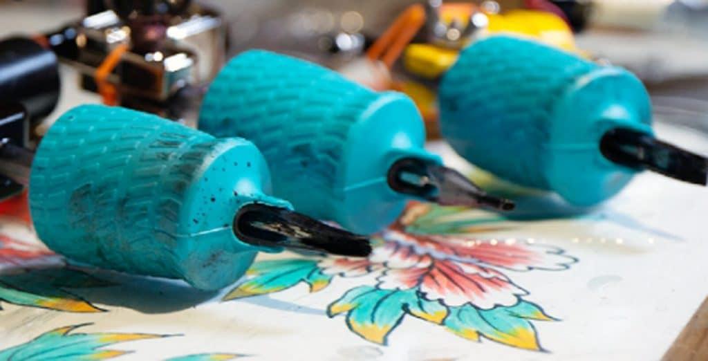 grip tubos para maquinas de tatuar