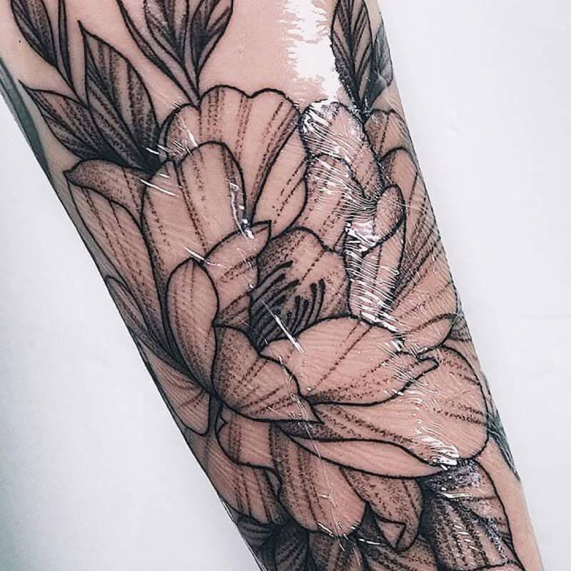 mejores film adhesivos para tatuajes