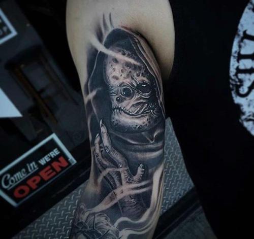 Tatuaje de Extraterrestre
