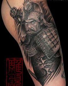 guerrero samurai japon