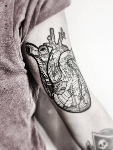 realismo 3D Corazón